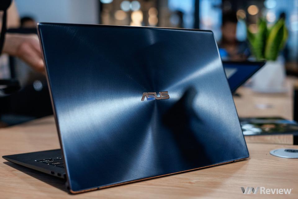 Asus giới thiệu loạt laptop cao cấp tại Việt Nam, giá từ 40 triệu