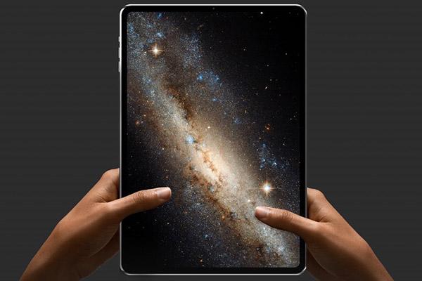 Bạn nghĩ sao nếu iPad Pro mới có Face ID, viền mỏng, camera kép như thế này?