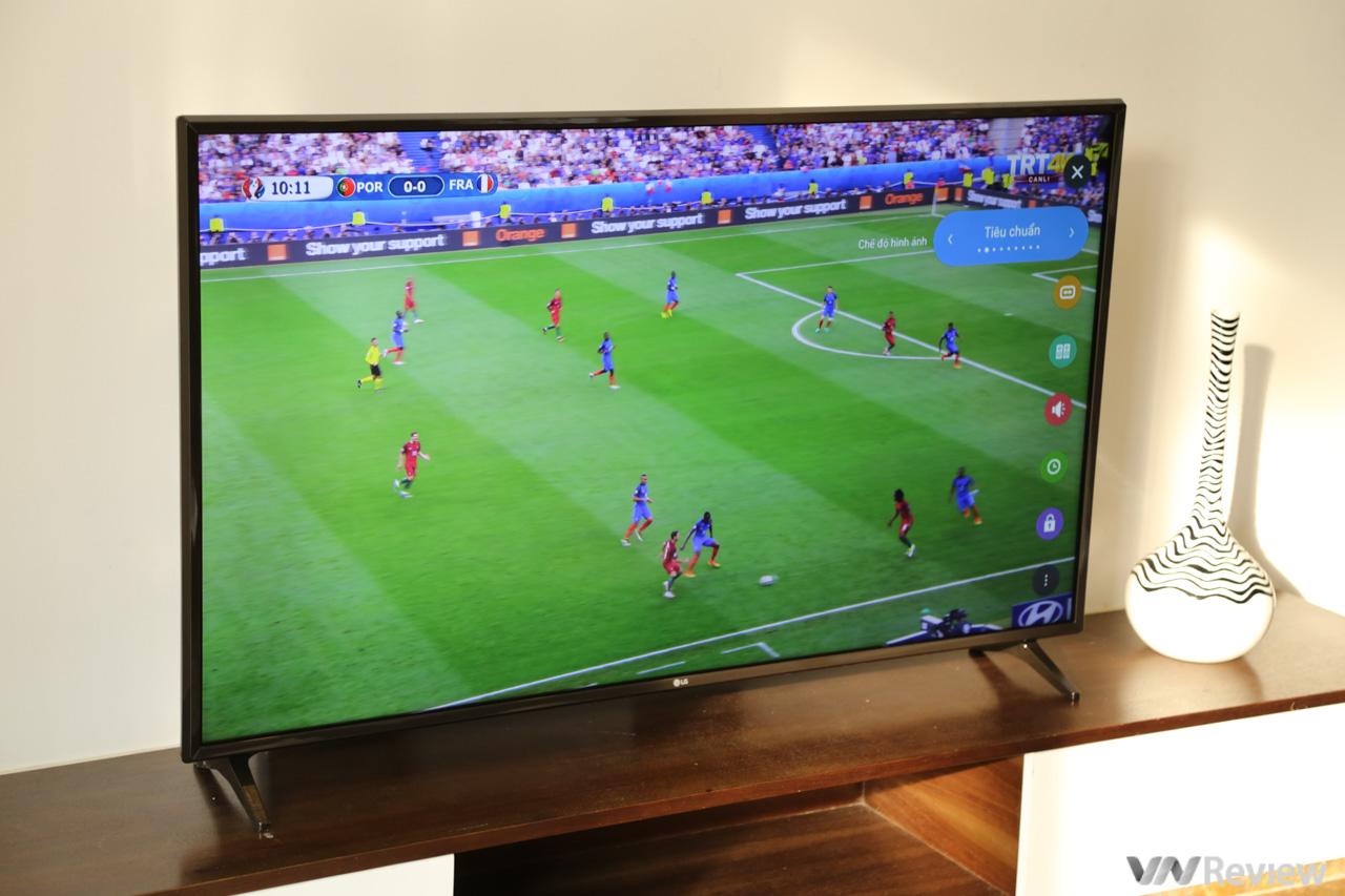 Trên tay TV 4K HDR chuyên dụng cho bóng đá: LG 55UK6100PTA Football Edition 1822009