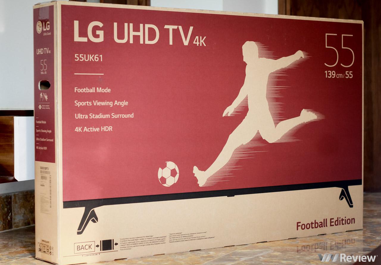 Trên tay TV 4K HDR chuyên dụng cho bóng đá: LG 55UK6100PTA Football Edition 1822016