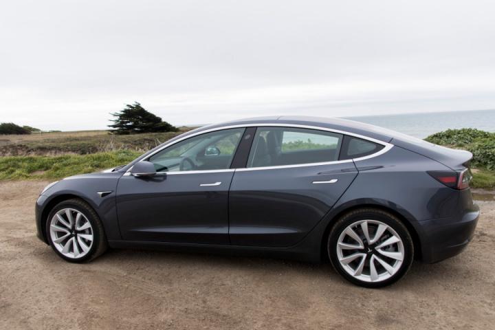 Tesla đã đạt được mục tiêu sản xuất 5.000 chiếc Model 3 mỗi tuần