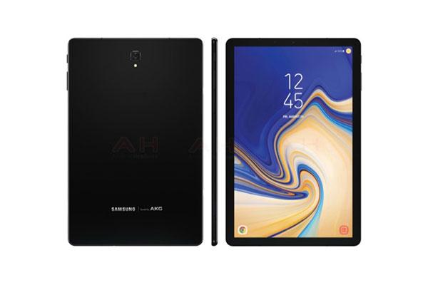 Lộ ảnh máy tính bảng Galaxy Tab S4, sẽ ra mắt vào tháng 9