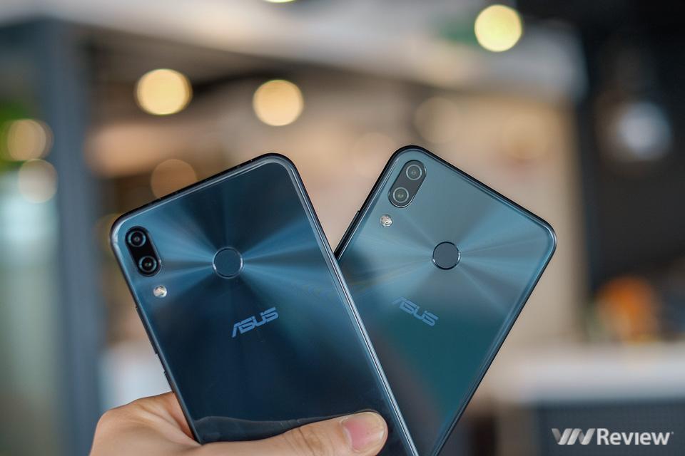 """Trên tay Zenfone 5Z chính hãng: Cấu hình """"đụng nóc"""" với giá 12,5 triệu"""