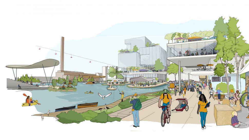 Thành phố thông minh được Google xây dựng trông như thế nào?