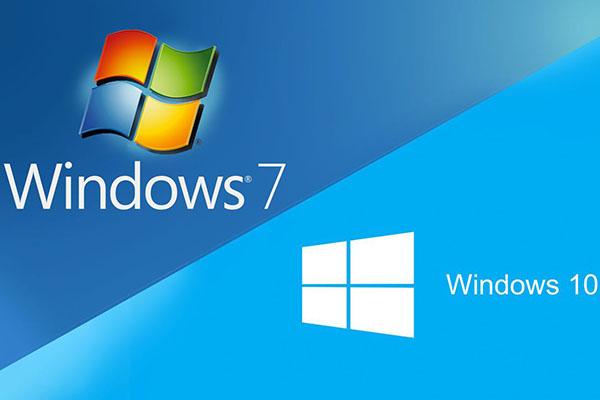 """Windows 7 chính là """"kẻ thù"""" lớn nhất của Windows 10?"""