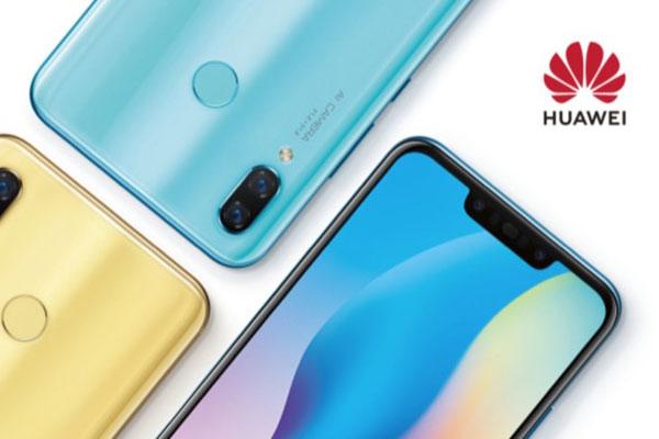 """Xuất hiện Huawei Nova 3: camera kép, thiết kế """"vay mượn"""" P20"""