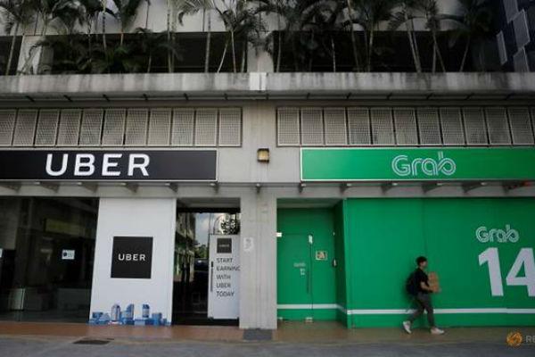 Singapore đề xuất phạt Grab, Uber đã khiến thị trường giảm mạnh sức cạnh tranh