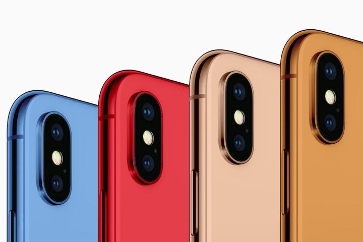iPhone 2018 sẽ có 3 màu mới: xanh dương, cam và vàng