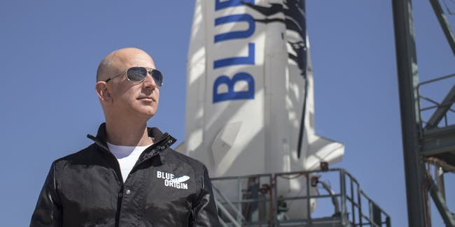 """Blue Origin của ông trùm Jeff Bezos sẽ """"khai phá"""" Mặt trăng trong vòng 5 năm tới"""