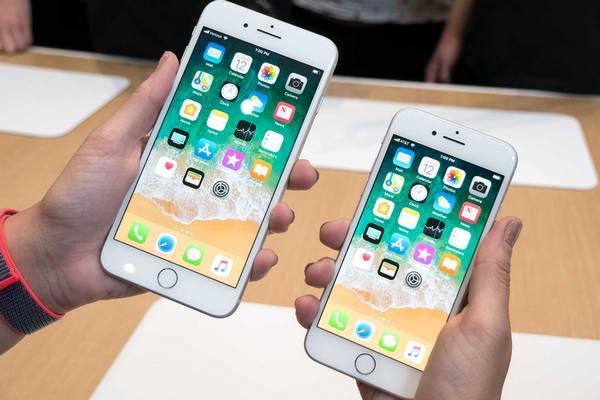 Vượt Galaxy S9+, iPhone 8 trở thành smartphone bán chạy nhất thế giới