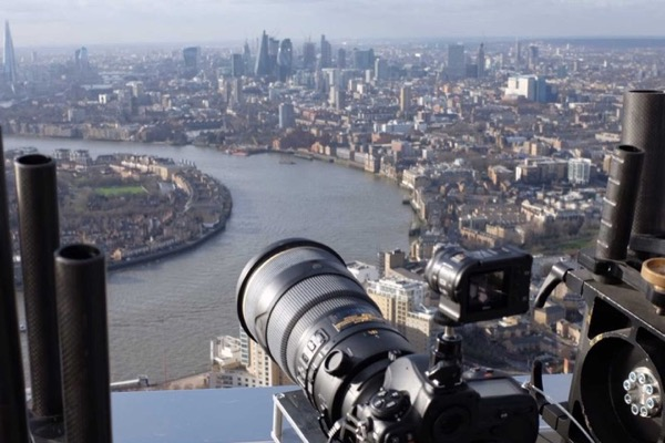 Một ngày ở London gói gọn trong 24 bức ảnh độ phân giải 7.300MP