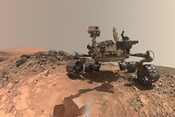 Những hình ảnh hiếm và chân thực nhất về bề mặt Sao Hỏa