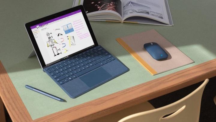Microsoft bất ngờ giới thiệu Surface Go: giá 399 USD, dành cho giáo dục