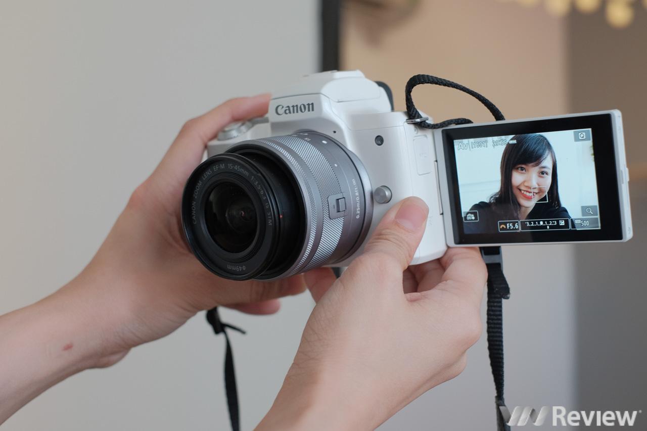 10 điểm cần chú ý trước khi mua Canon M50