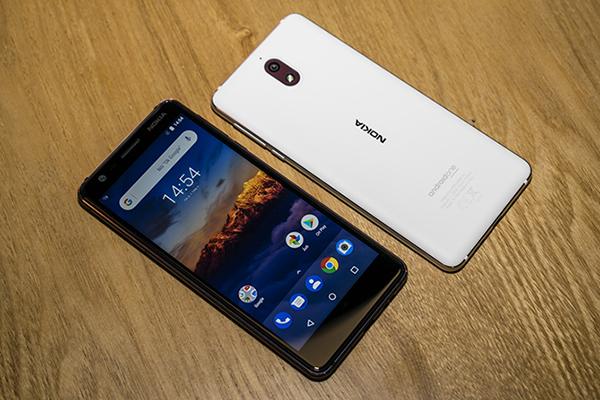 Bộ đôi Nokia 2.1 và Nokia 3.1 ra mắt, giá dưới 4 triệu