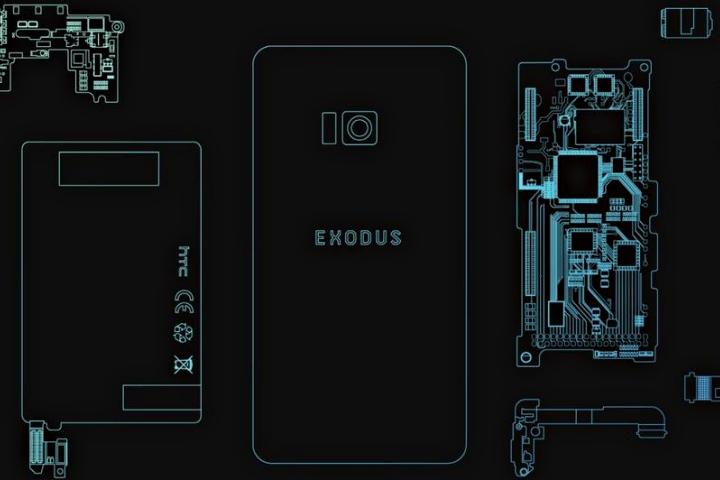 Điện thoại blockchain Exodus - ván cờ đầy rủi ro của HTC