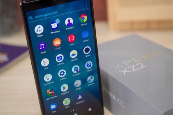 Flagship Sony Xperia XZ3 sẽ có đến 4 camera?