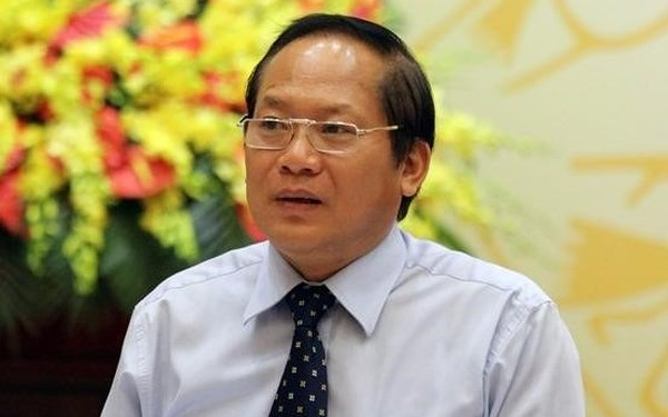 Bộ Chính trị cảnh cáo, cho thôi giữ chức Bí thư với ông Trương Minh Tuấn