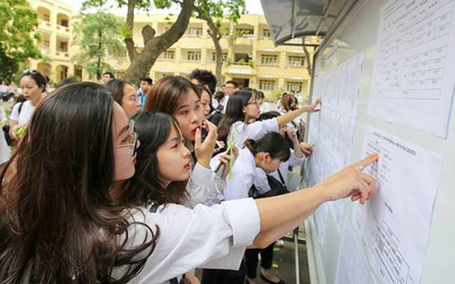 Điểm thi THPT 2018 Hà Giang