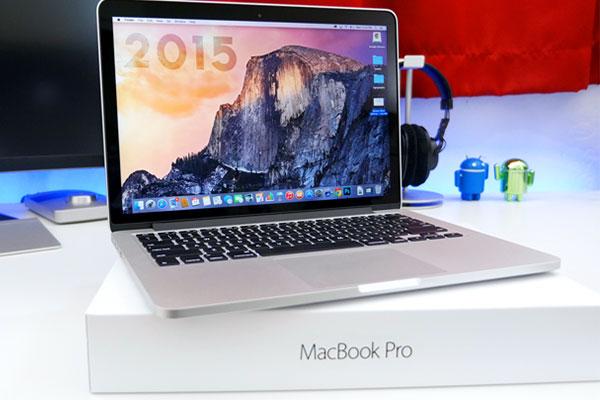Apple ngừng bán MacBook Pro 2015, thế hệ MacBook Pro cuối cùng với thiết kế và bàn phím cũ