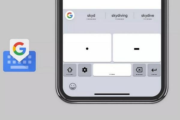 Ấm lòng lý do đằng sau việc Google tích hợp mã Morse vào bàn phím Gboard