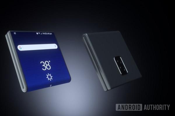 Smartphone gập Galaxy X của Samsung sẽ hoạt động như thế nào?