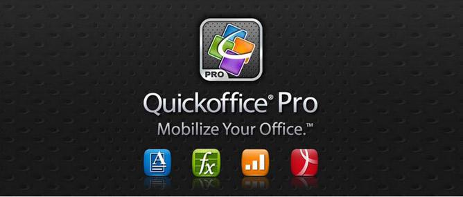 Google mua Quickoffice để gây khó khăn cho Microsoft