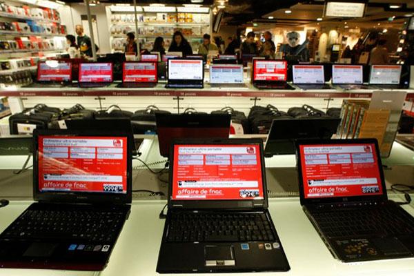 Doanh số PC lần đầu tăng sau 6 năm nhờ khách hàng doanh nghiệp và game thủ
