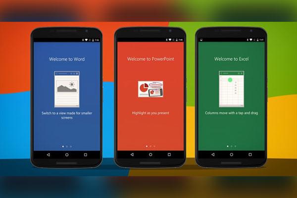 Bất ngờ: Smartphone mới của Microsoft sẽ chạy... Android?