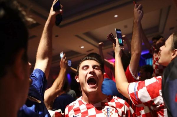 Tối nay xem chung kết World Cup, coi chừng bị đau tim
