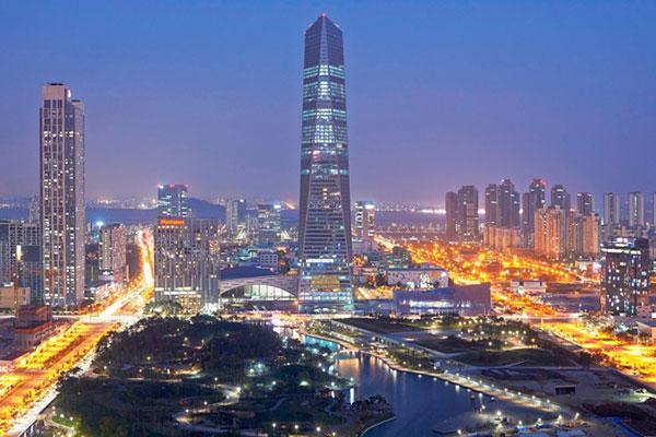 """Hàn Quốc chi 40 tỷ USD cho Quận kinh tế """"không xe hơi"""" nhưng dân không thích đến ở"""