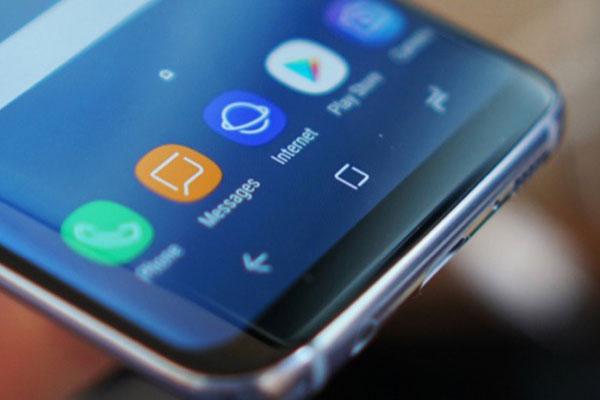Smartphone Samsung đầu tiên có cảm biến vân tay dưới màn hình không phải Galaxy S10?