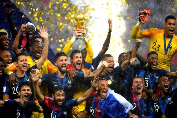 """AI trong trò chơi """"FIFA 18"""" đã dự đoán chính xác đội vô địch World Cup"""