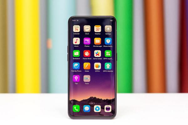 Find X - Smartphone có tỉ lệ màn hình tràn viền lớn nhất thế giới