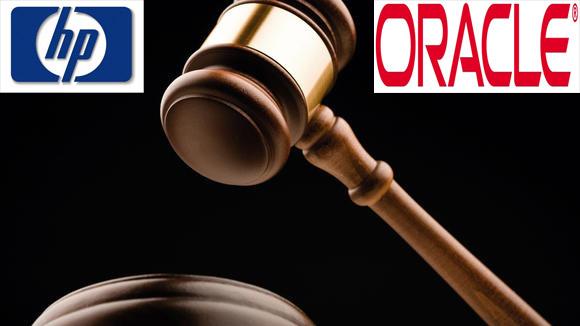 HP, Oracle mặt đối mặt tại tòa án