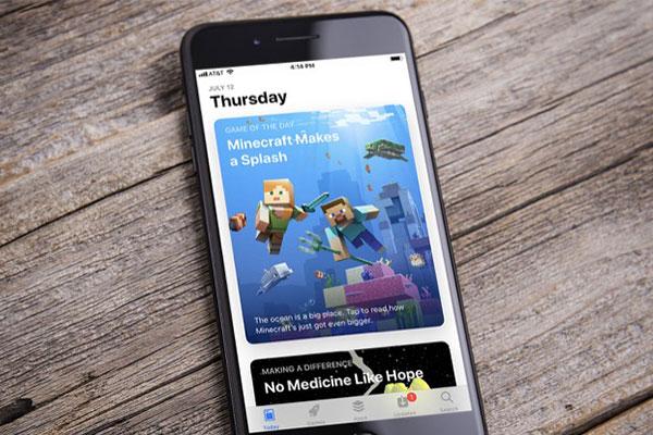Lượt tải không bằng nhưng doanh thu từ App Store vẫn cao gấp đôi Google Play