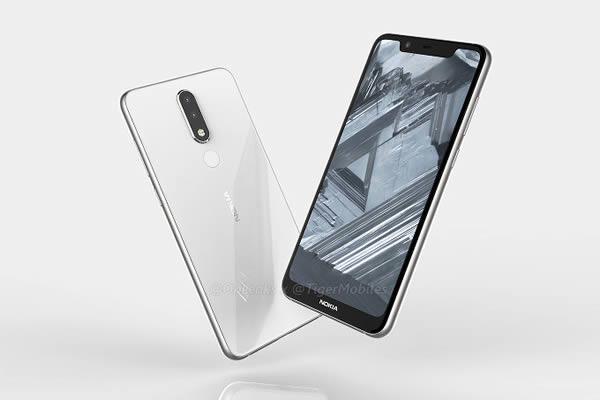 HMD Global sẽ chính thức ra mắt Nokia X5 vào ngày 18/7