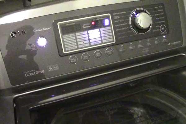 Máy giặt LG hiển thị lỗi LE là lỗi gì?
