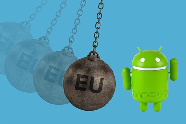 Tại sao Google bị EU phạt kỷ lục 5 tỷ USD?