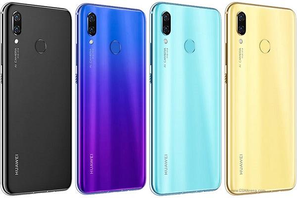 Huawei Nova 3/3i chính thức ra mắt: giá 7-10 triệu đồng