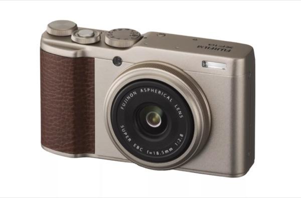 Fujifilm ra mắt XF10, máy ảnh compact cảm biến APS-C giá 500 USD