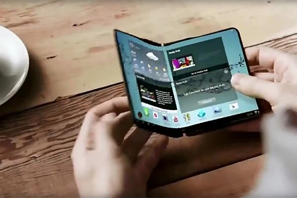 Smartphone màn hình gập của Samsung sẽ ra mắt năm 2019, giá 1.500USD