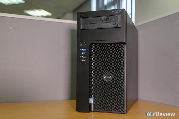 Đánh giá nhanh Dell Precision Tower 3620: giải pháp máy trạm tầm trung