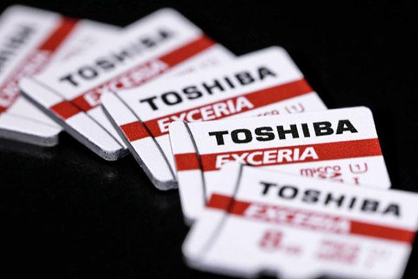 Công nghệ chip nhớ mới của Toshiba đẩy dung lượng tăng lên 500%