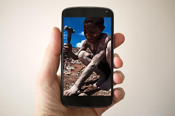 Khoáng sản xung đột: Nếu làm ra một chiếc smartphone cần cả máu và nước mắt, bạn có mua không?