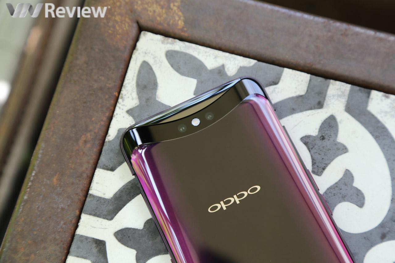 Trên tay Oppo Find X vừa ra mắt tại Việt Nam: Một Oppo khác lạ