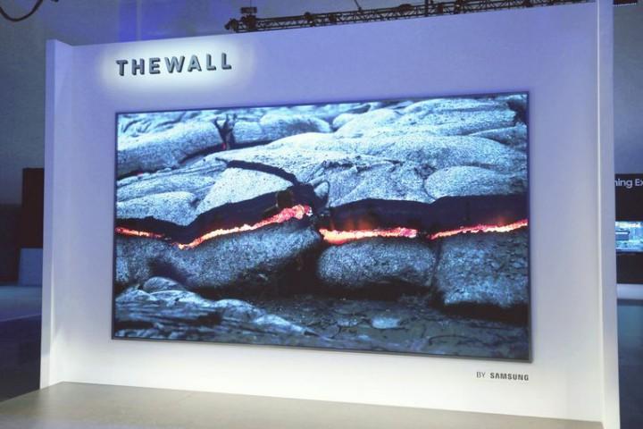 Samsung đã sẵn sàng sản xuất hàng loạt màn hình microLED