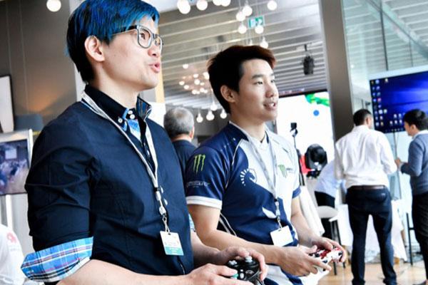 eSports có thể trở thành môn thi đấu tại Olympic 2024