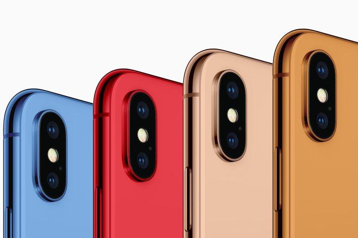 iPhone 6.1-inch 2018 sẽ có nhiều màu, chưa chắc chắn có màu đỏ