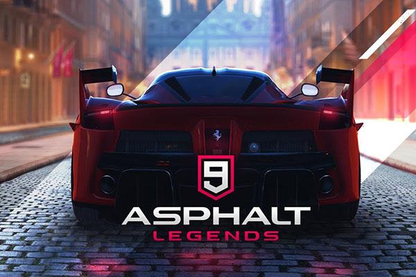 """Game đua xe """"huyền thoại"""" Asphalt 9: Legends chính thức ra mắt: Đồ họa khủng, nhiều cải tiến mới"""